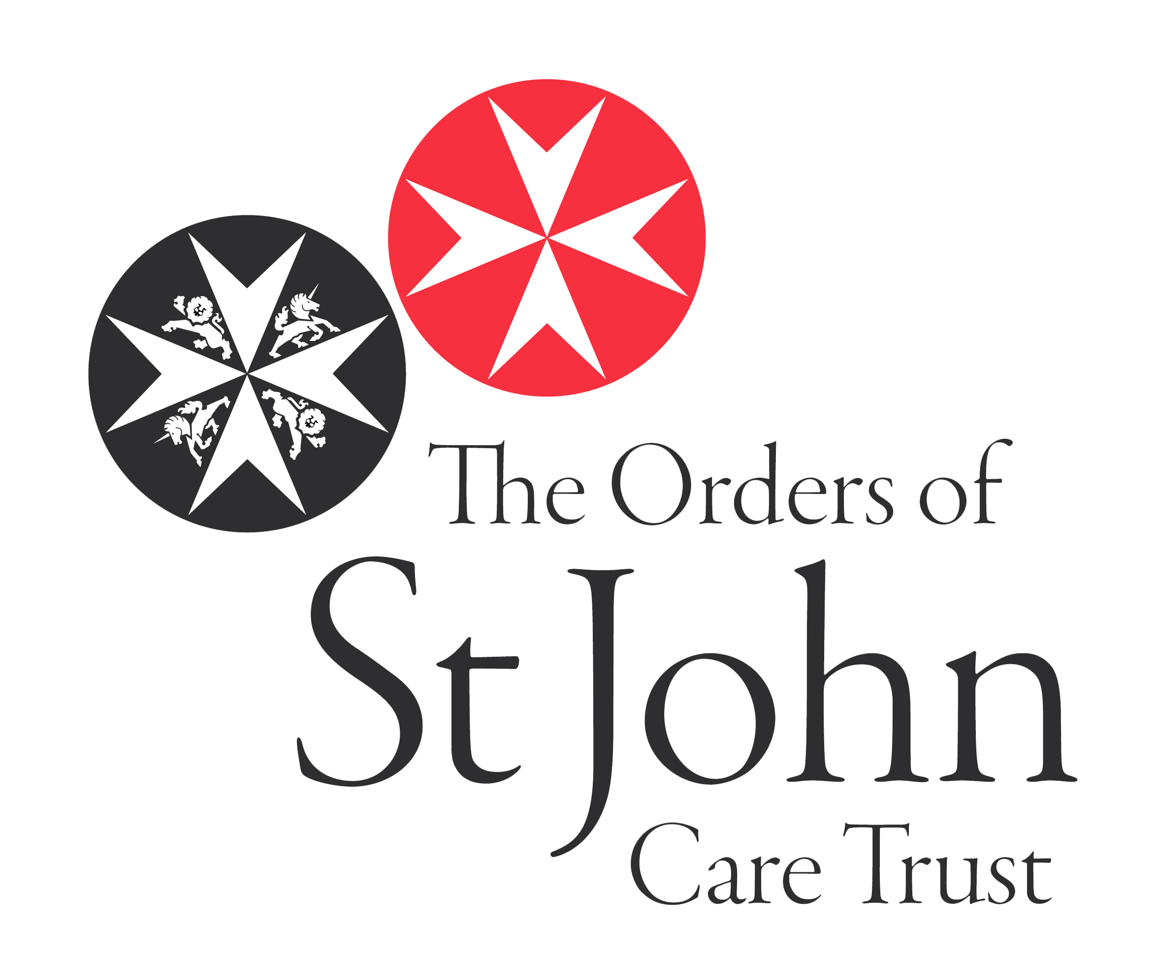 Logo for The Orders of St John Care Trust